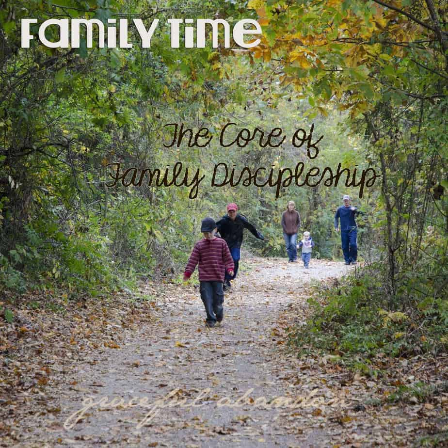 How To Start Family Discipleship
