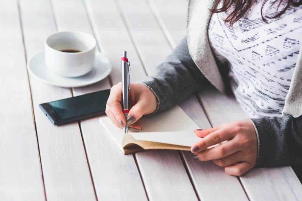 quiet time, devotion, journaling, intentional