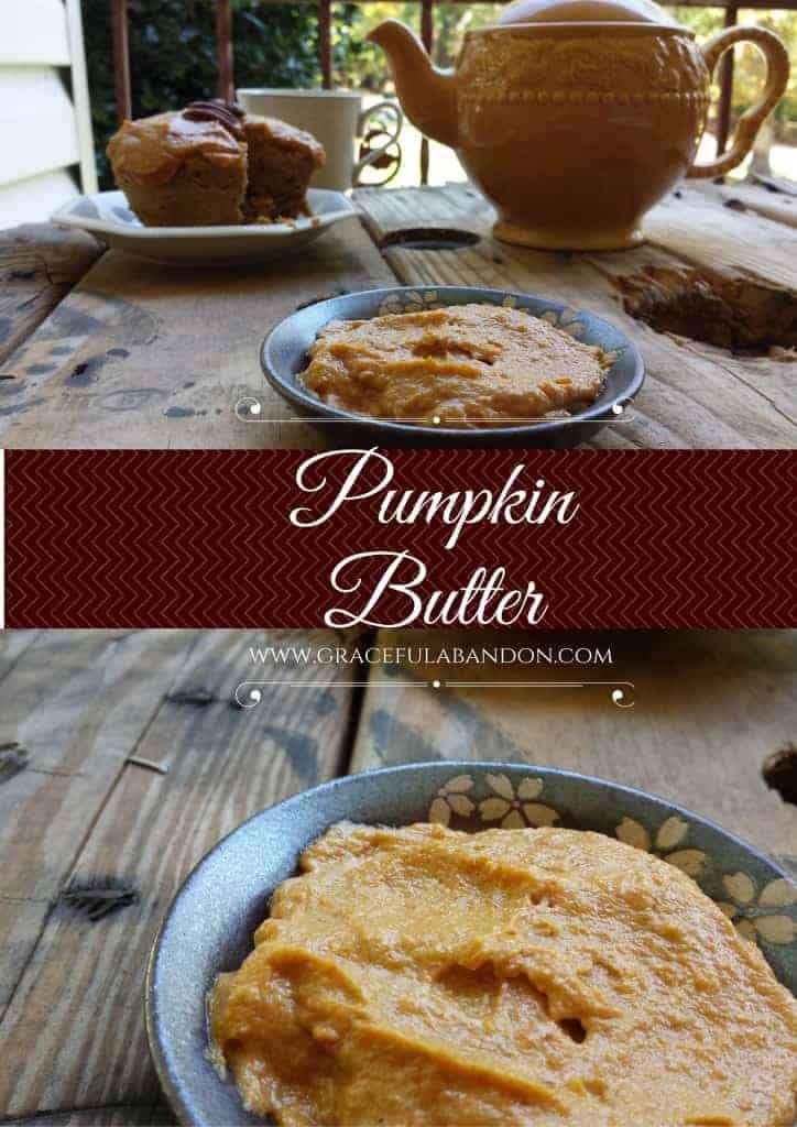 Pumpkin Butter Poster