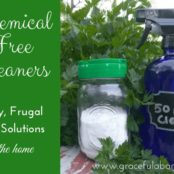 chemical free, household cleaners, glass spray, bathroom cleaner, kitchen cleaner, DIY cleaners, vinegar, baking soda, how do I make cleaners for my home?