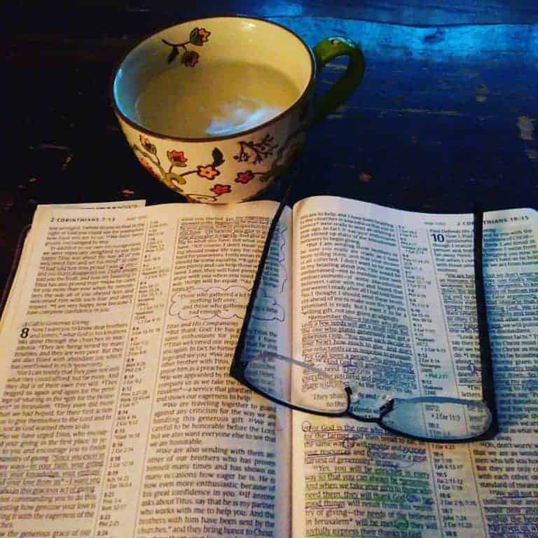 Blogging Through the Bible in 90 Days