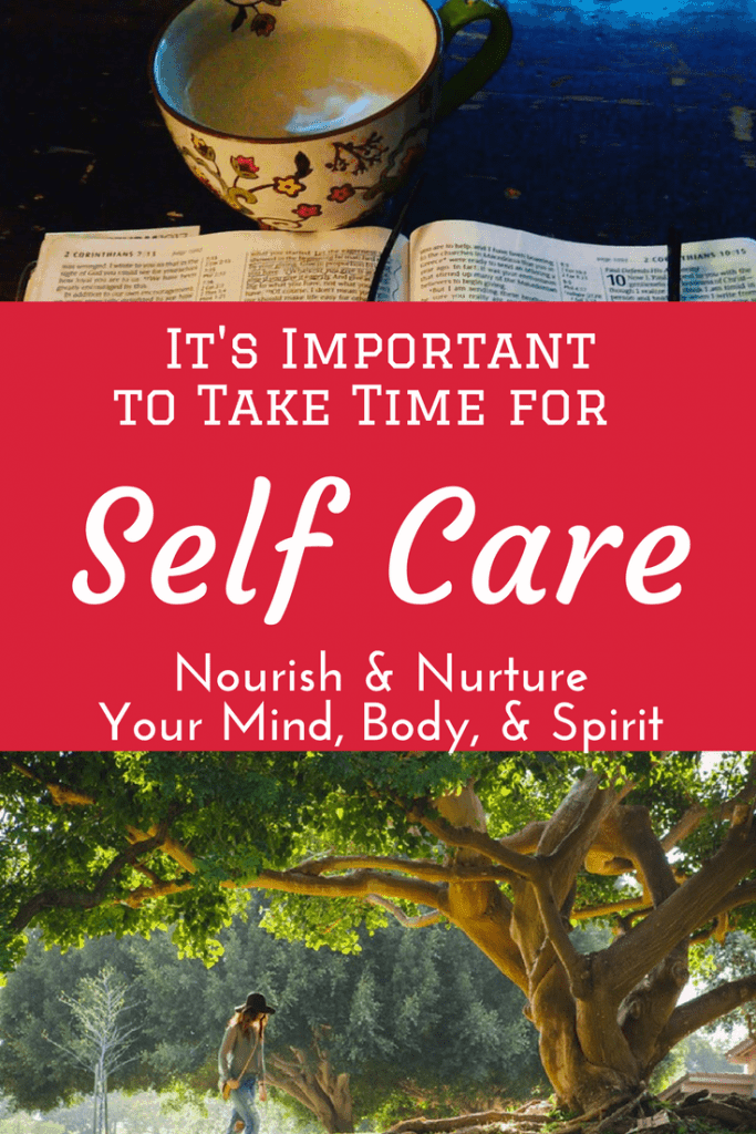 Self Care for the Busy Mom