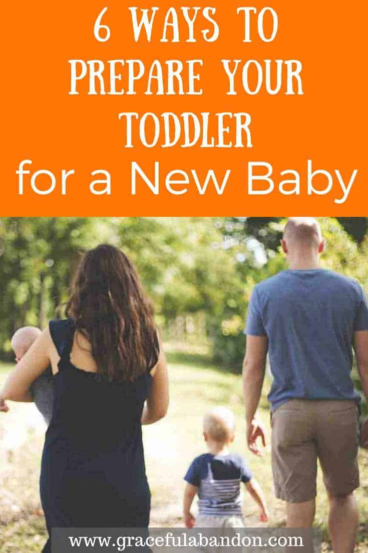 Here are 6 ways to prepare your toddler for a new baby to join your family.