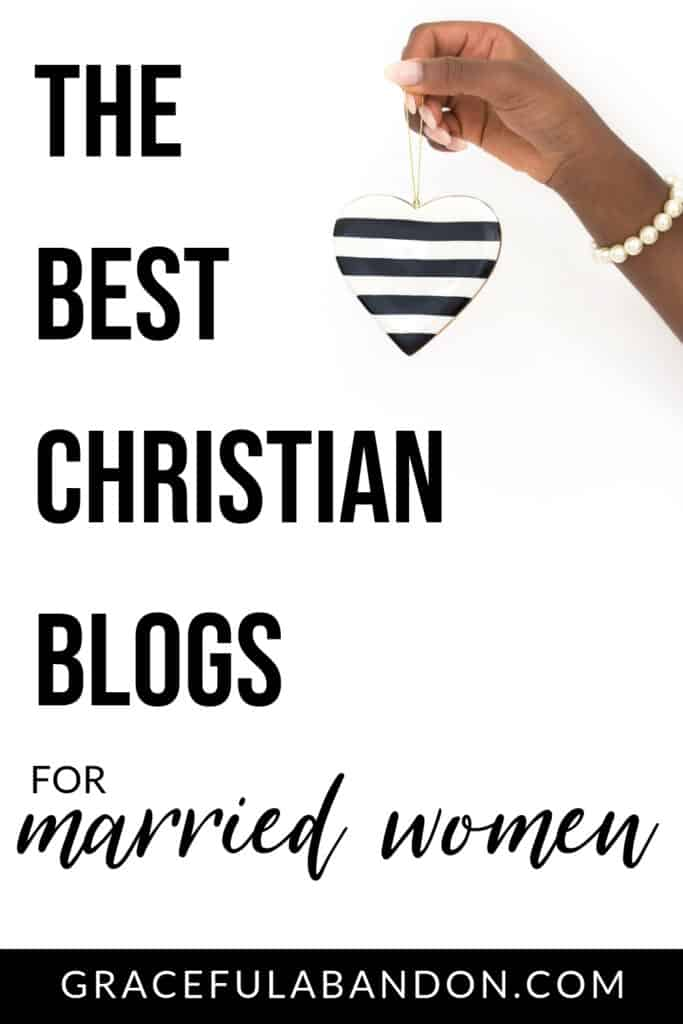 best christian blogs for married women