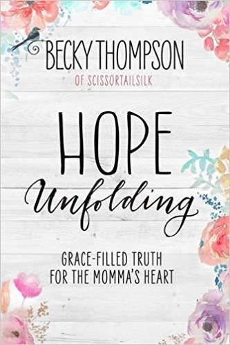 Book Unfolding, Graceful Abandon's Top 10 Books for Christian Moms