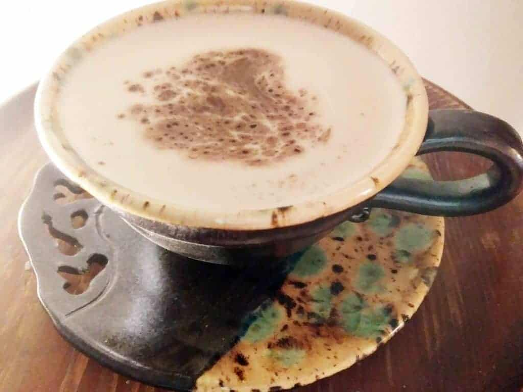 This spiced caramel cappuccino can be a trim healthy mama fuel pull or a deep S. It can also be easily suited for any low carb/keto/paleo follower.