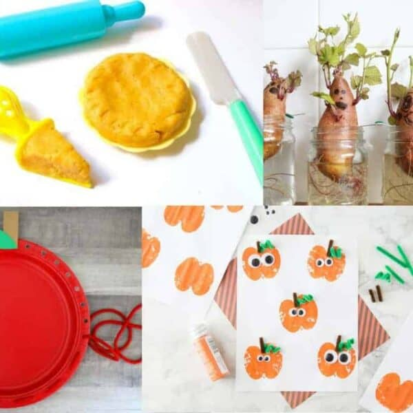 fall crafts to do with your kids