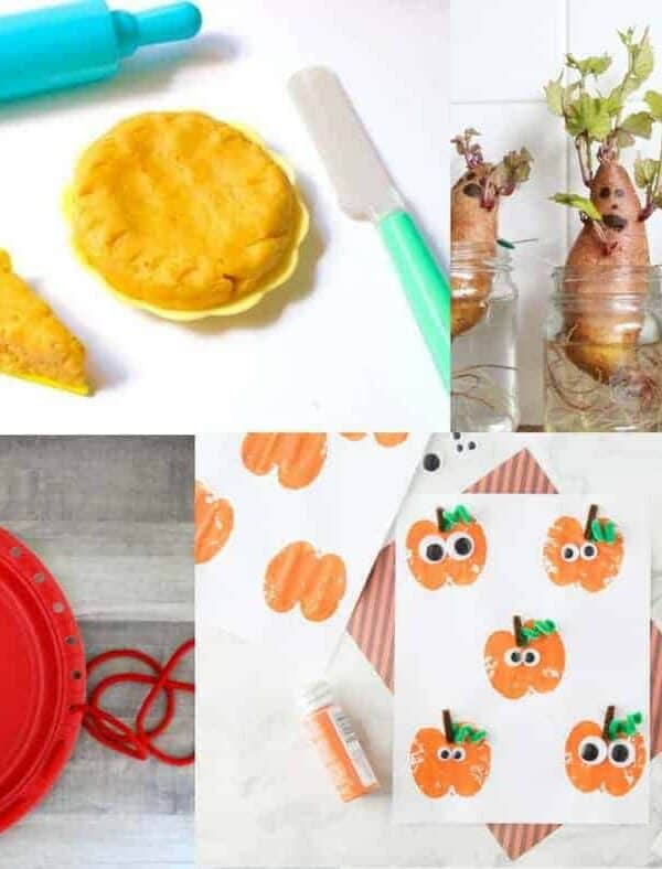 7 Crafts for the Non-Crafty Mom Who Wants To Play With Her Kids
