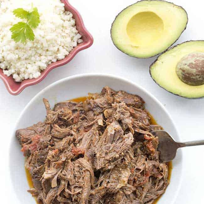 Instant Pot Keto Meals All Day I Dream About Food Mexican Shredded Beef