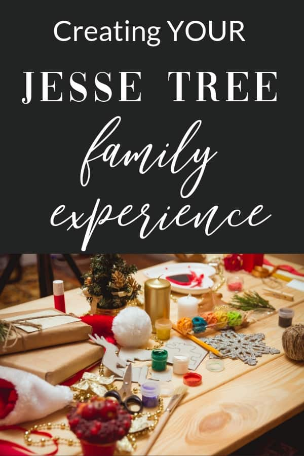 Do you want to make Jesse Tree ornaments with your kids? Or have an activity instead? This Ultimate Guide for family Advent has all you need.