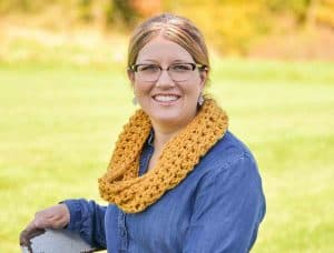 Julie Loos shares about the grace she has learned from parenting her boys.