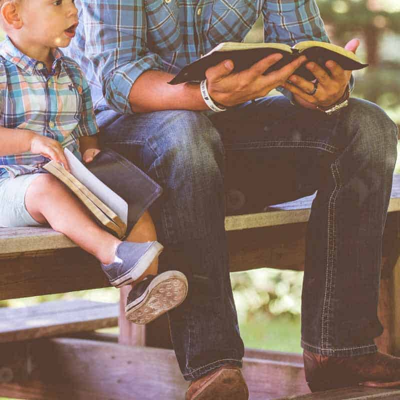 7 Ways to Study the Bible as a Family