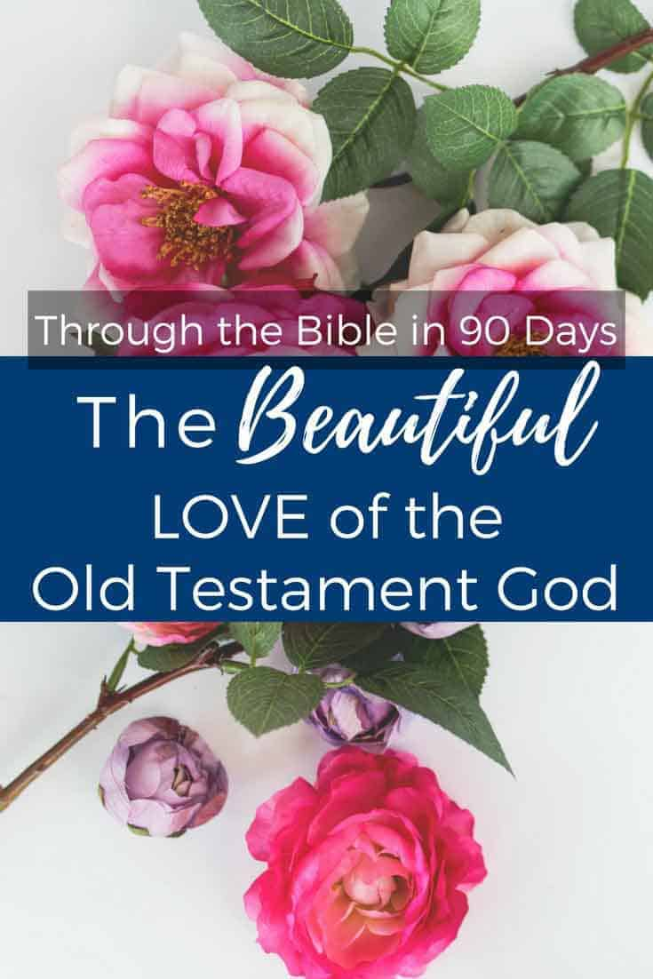 Many people read the Old Testament and mistake God for vengeful, harsh, and impersonal. That's not at all true, as we read in Deuteronomy. Let's look at the beautiful love of the Old Testament God and what we can learn from it.