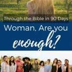 women in the bible and how you compare