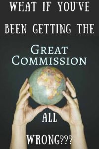 what is the great commission