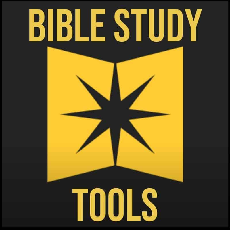 bible study tools logo