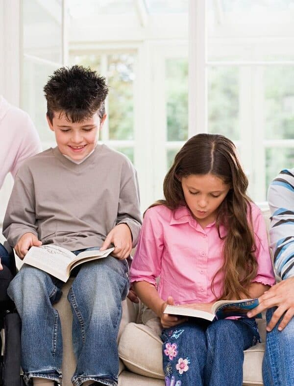 7 Ways To Enjoy Family Bible Time With Spirited Kids