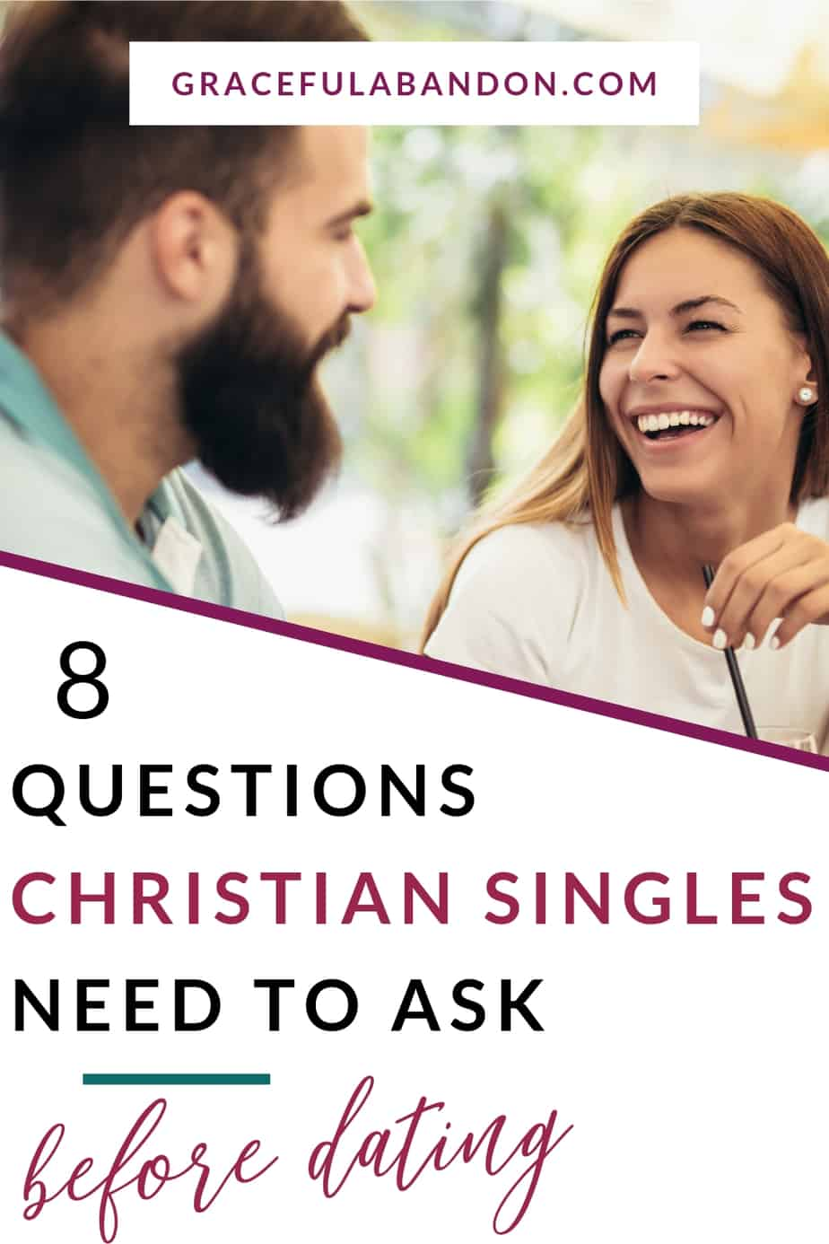 christian dating couple