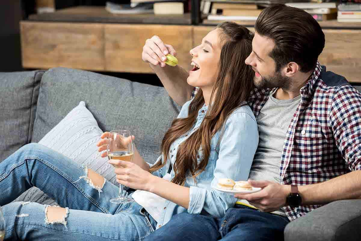 At Home Date Ideas Sweet And Simple Or Nice And Spicy