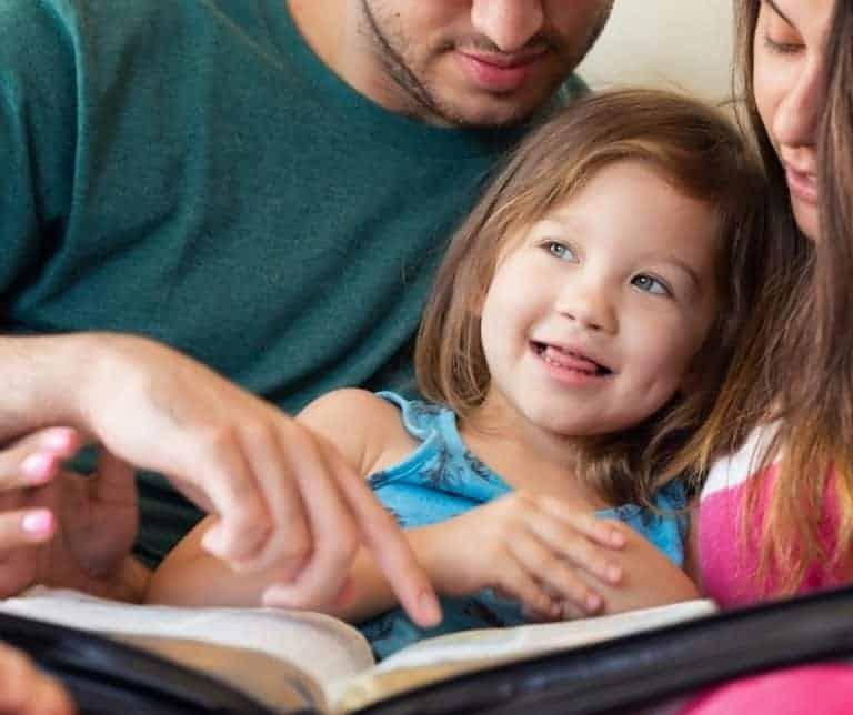 Teaching Kids to Pray the Right Way