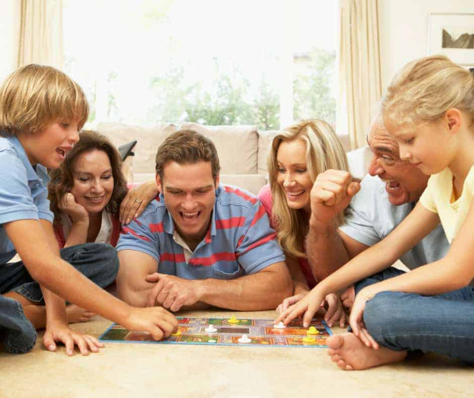 family time activities are the foundation for family discipleship