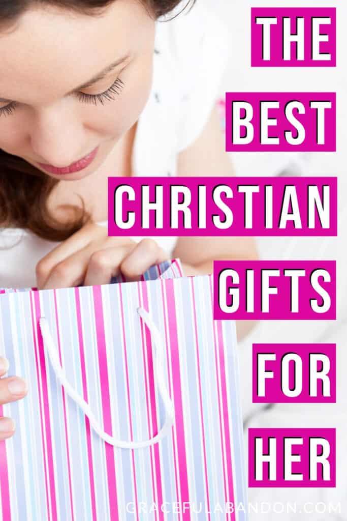 Gift Ideas For Christian Women Of Faith