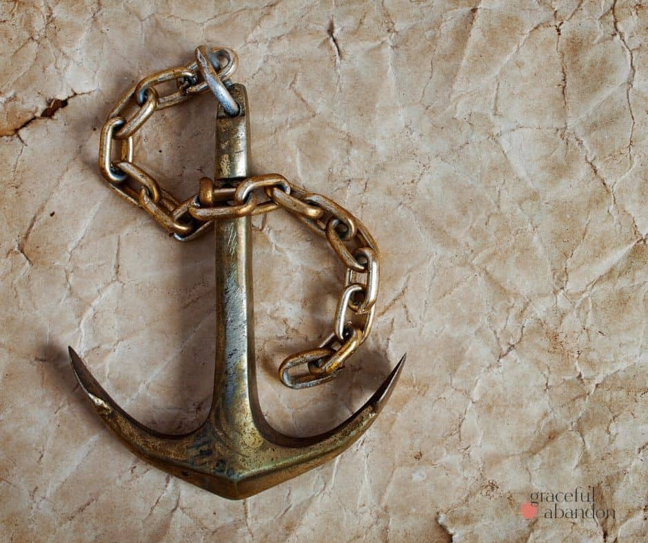 anchor on hard surface