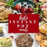 Instant Pot Meals: Keto & THM 'S' Meals For The Family