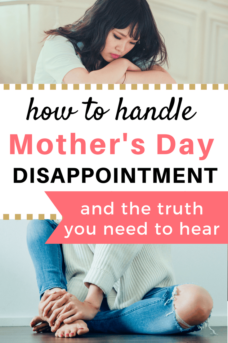 What do you do when Mother's Day hurts? Here are some simple truth for the mom who is waiting, the one who is grieving, and the one that hurts. And for the daughter that misses her mom or grieves the one she has.