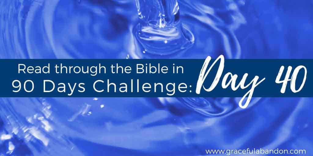 What did David mean when he said his soul was thirsty for God?