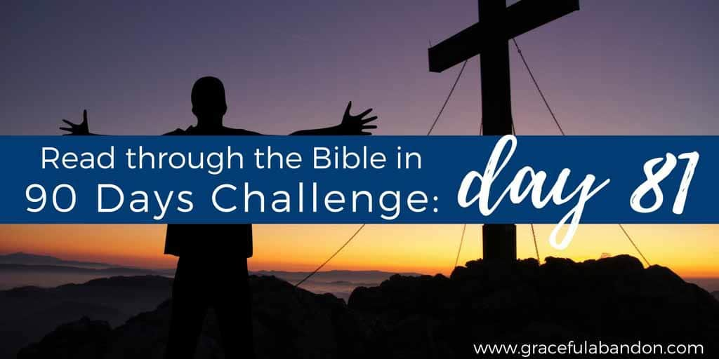 read the bible cover to cover in 90 days devotions series