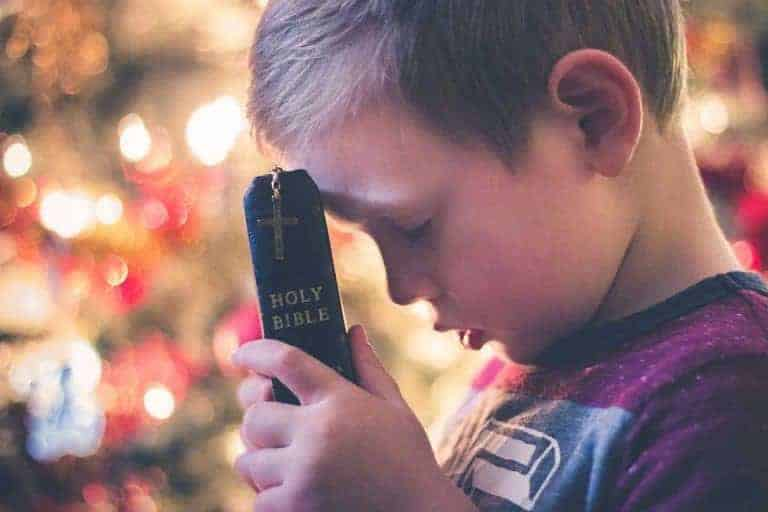 When Should You Teach Your Children To Pray?