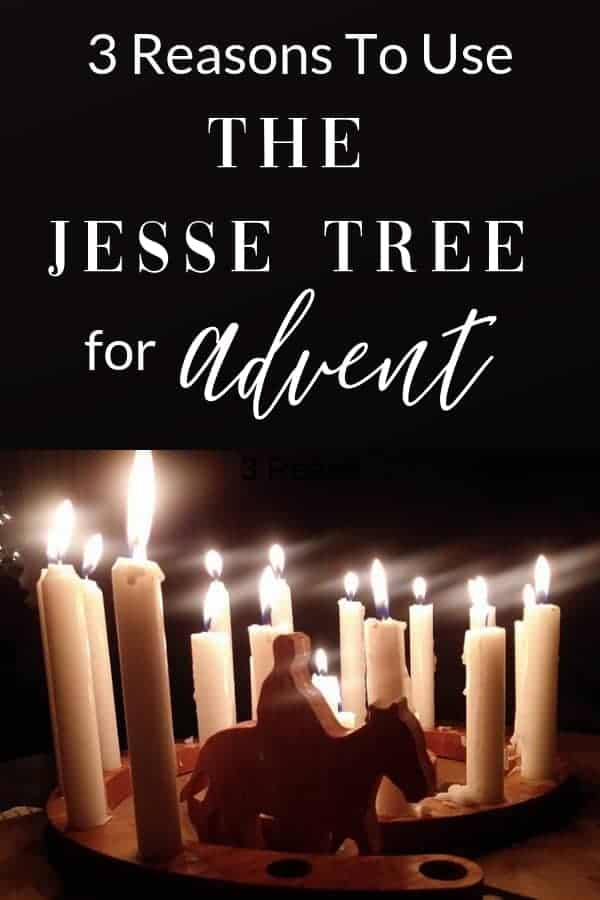 Have you been searching for a great family Christmas tradition? The Jesse Tree is it. This beautiful Advent tradition enhance the importance of the Christmas message every day of the season.